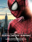 THE SPECTACULAR SPIDER-MAN - POSTER I: SPIDER-MAN