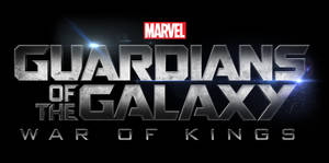 GUARDIANS OF THE GALAXY: WAR OF KINGS - LOGO