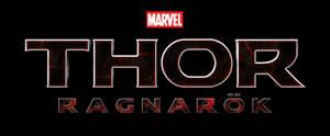 Marvel's THOR: RAGNAROK - LOGO by MrSteiners