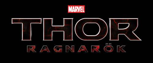Marvel's THOR: RAGNAROK - LOGO