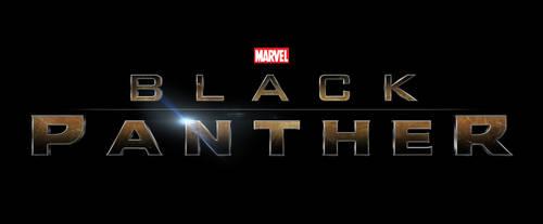 Marvel's BLACK PANTHER - LOGO