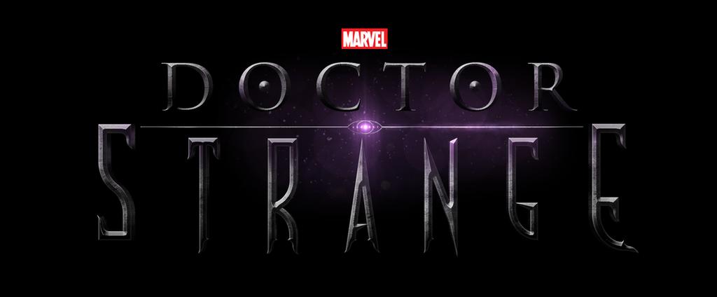 Marvel's DOCTOR STRANGE - LOGO by MrSteiners