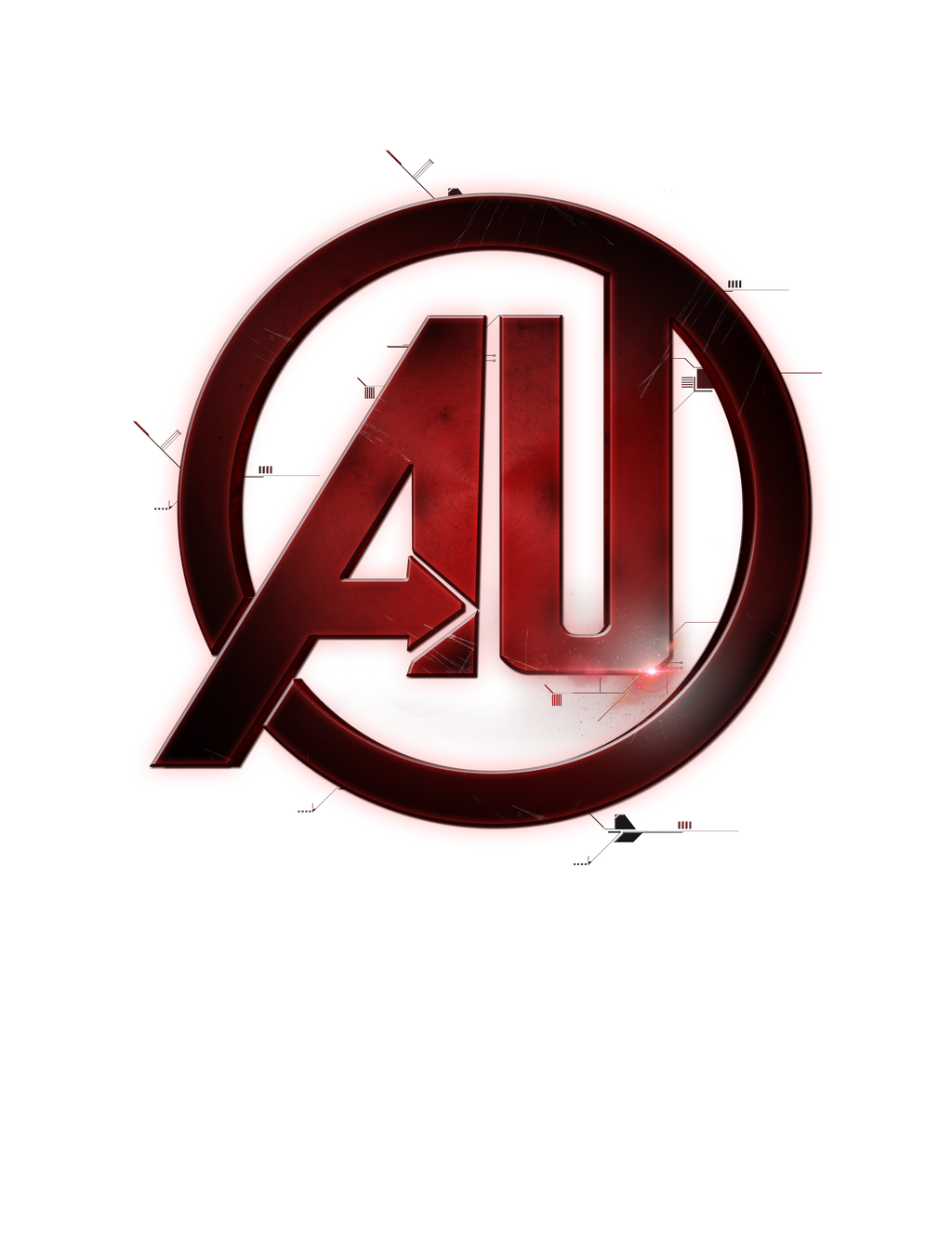 Marvel's THE AVENGERS: AGE OF ULTRON - LOGO 2 by ...