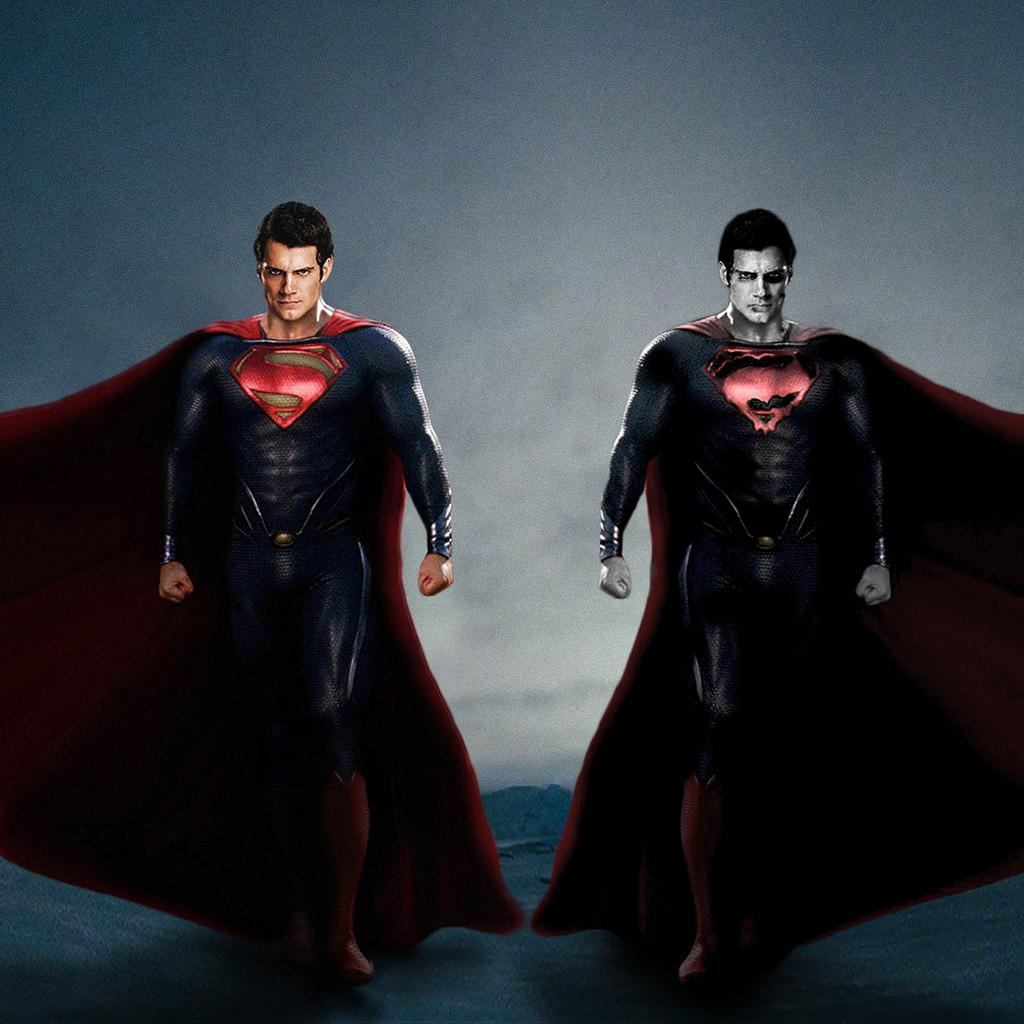 SUPERMAN + BIZARRO - DCCU MANIPULATION by MrSteiners