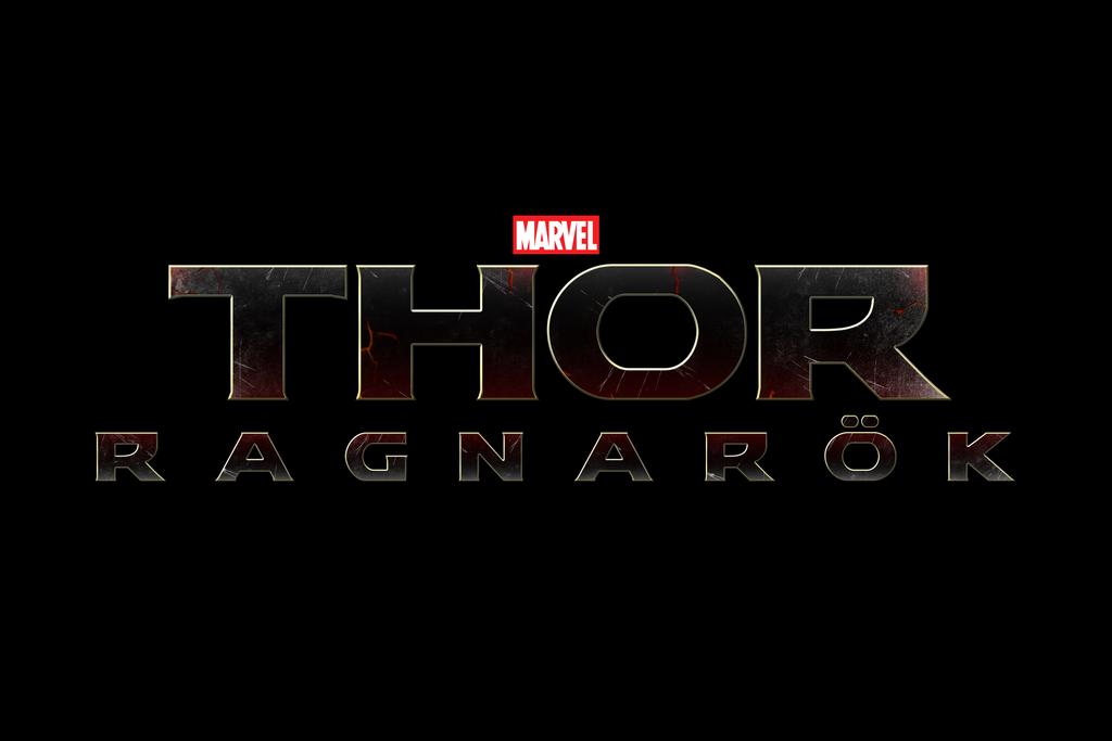 Marvel's THOR: RAGNAROK - LOGO V2 by MrSteiners