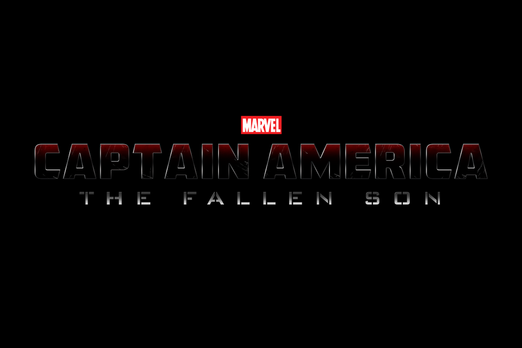 Marvel's CAPTAIN AMERICA: THE FALLEN SON - LOGO V2 by MrSteiners