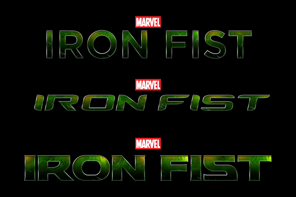 Iron Fist Marvel Symbol