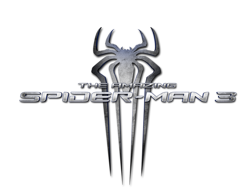 THE AMAZING SPIDER-MAN 3 - LOGO by MrSteiners