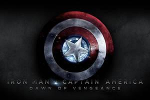 IRON MAN v CAPTAIN AMERICA: DAWN OF VENGEANCE - LG by MrSteiners