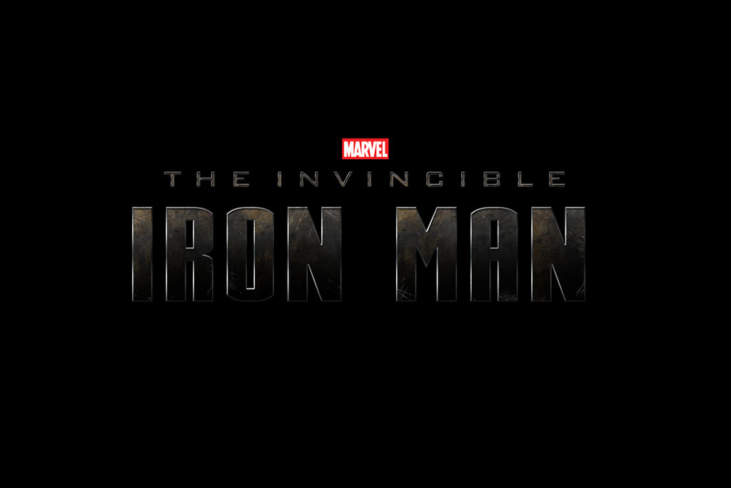 Marvel's THE INVINCIBLE IRON MAN - LOGO