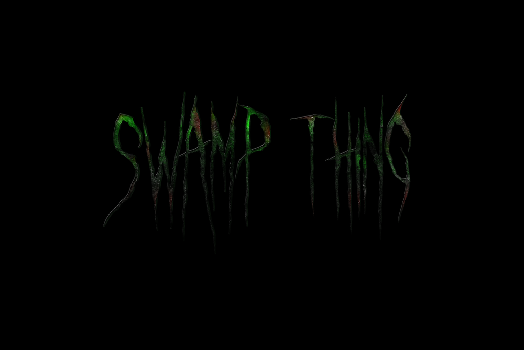 Swamp Thing - LOGO by MrSteiners
