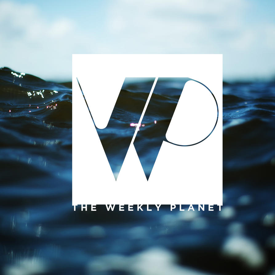 The Weekly Planet - LOGO by MrSteiners
