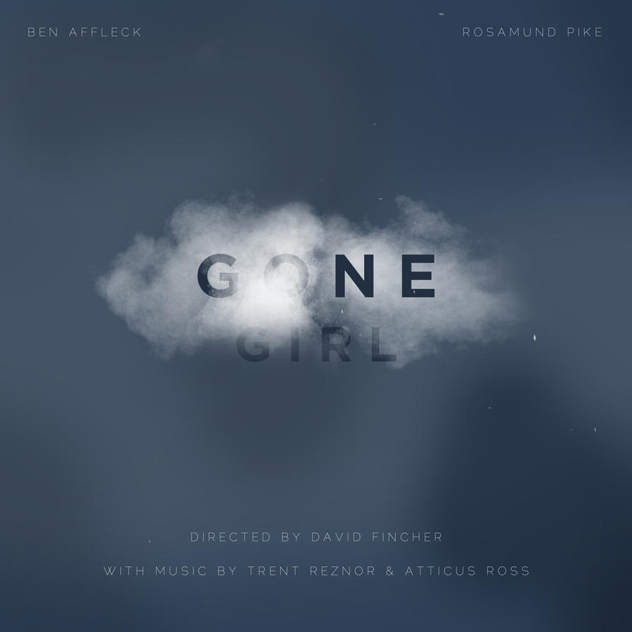 Gone Girl - POSTER by MrSteiners