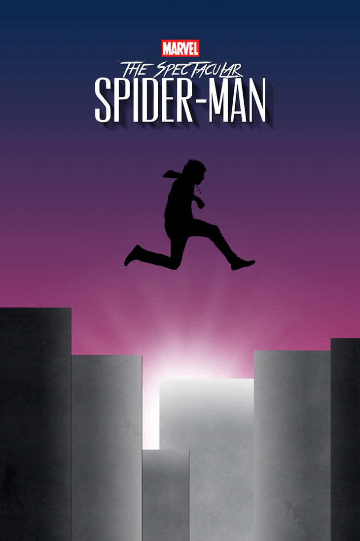 Marvel's The Spectacular Spider-Man - POSTER by MrSteiners
