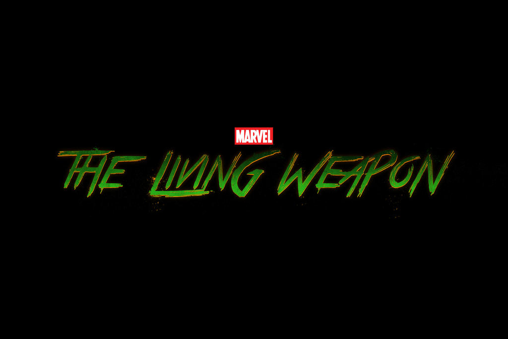 Marvel's THE LIVING WEAPON (IRON FIST) - LOGO by MrSteiners