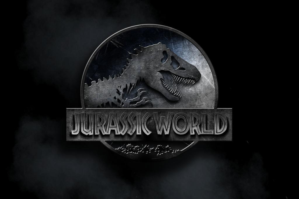 JURASSIC WORLD - Re:LOGO by MrSteiners