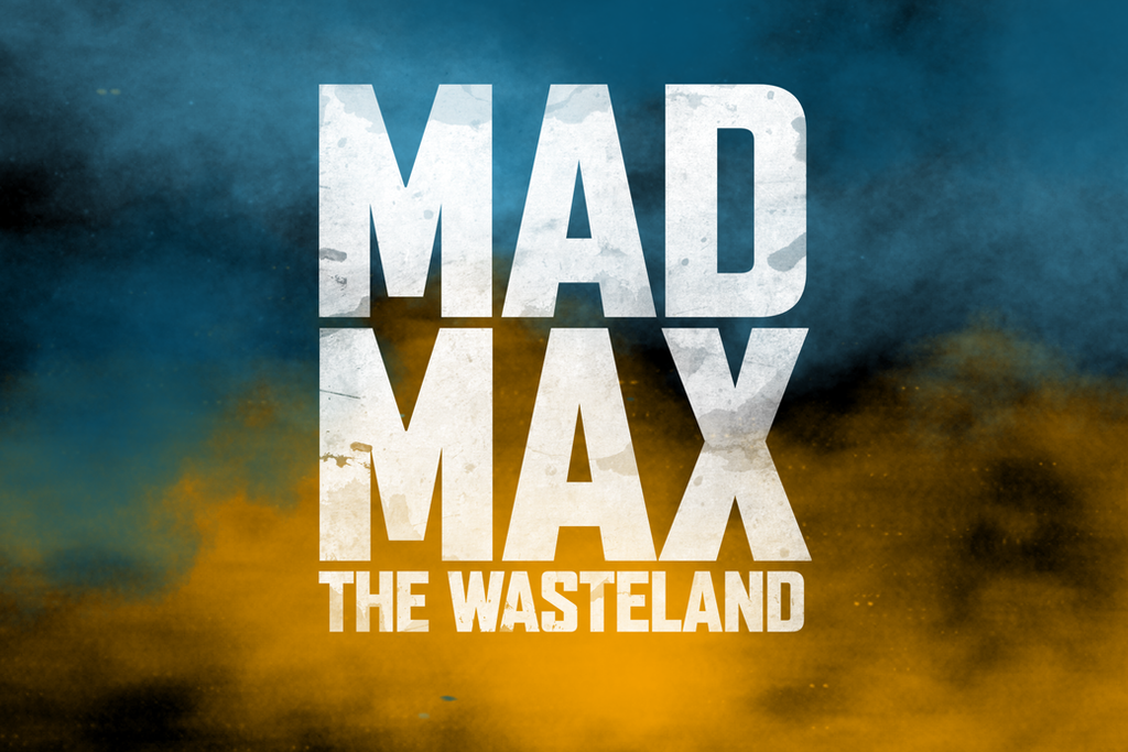 MAD MAX: THE WASTELAND - LOGO II by MrSteiners