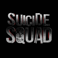 SUICIDE SQUAD - Re:LOGO by MrSteiners