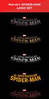 Marvel's SPIDER-MAN - LOGO SET