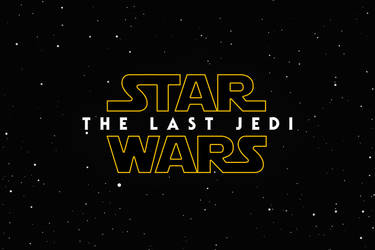 STAR WARS: THE LAST JEDI - LOGO by MrSteiners