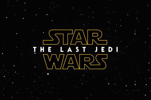 STAR WARS: THE LAST JEDI - LOGO