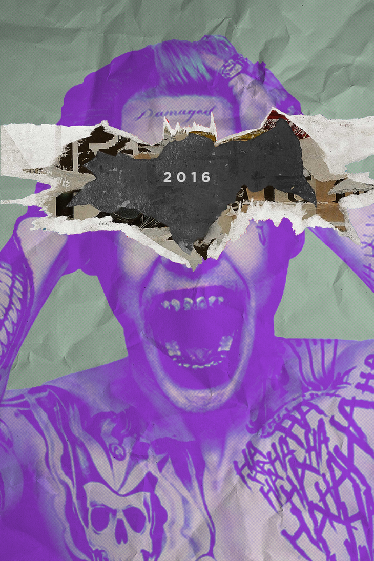 SUICIDE SQUAD: The Joker - POSTER by MrSteiners