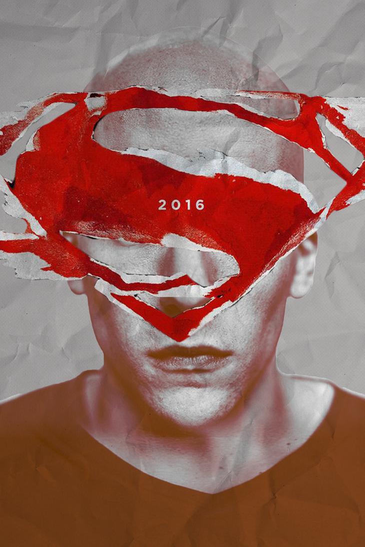 Batman V Superman Teaser Poster