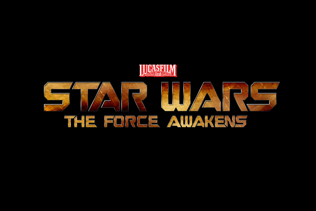 STAR WARS: THE FORCE AWAKENS - GotG LOGO by MrSteiners