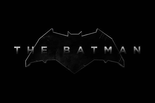 THE BATMAN - LOGO
