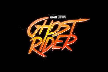 Marvel's GHOST RIDER - LOGO