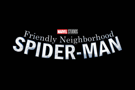 Marvel's FRIENDLY NEIGHBORHOOD SPIDER-MAN - LOGO