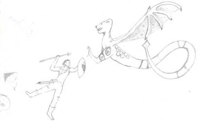 Epic Fight by Blair-Sheircome