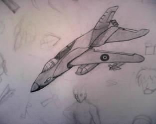 My take on a jet by Blair-Sheircome