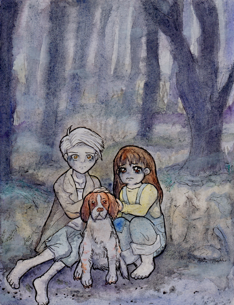 Hollow childhood by TheBookof-ThePeddler