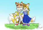Tails and parents