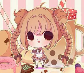 Do you want chocolate? by Creamyniwii