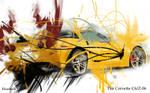 Corvette C6-Z06 Wallpaper