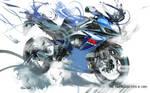 Suzuki GSX-R1000 Wallpaper