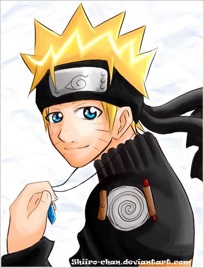.::Naruto::. by shiiro-chan