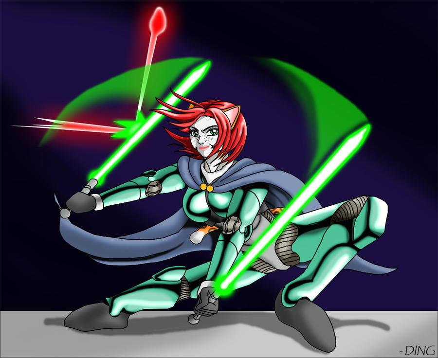 Jedi Warrior Ran by DaStigy