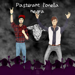 Pasturant l'ovella negra by shot-mithos