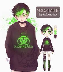 [CLOSED] Radioactive/Biohazard Adopt!