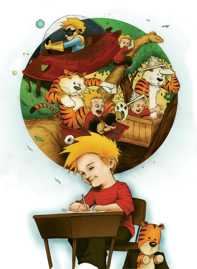 Calvin by vitorcafaggi