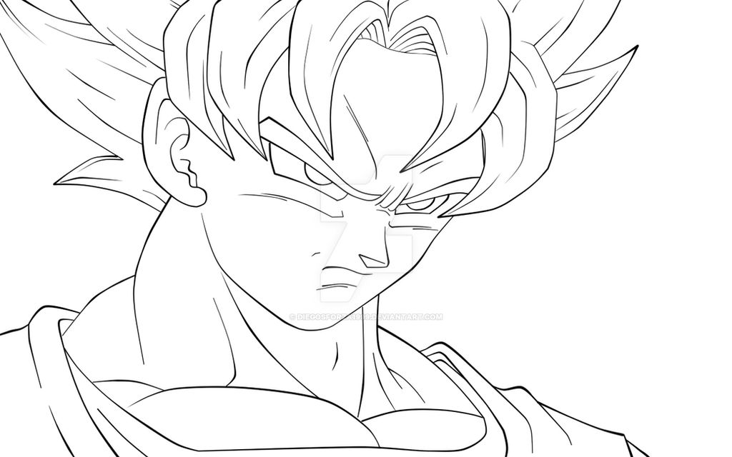 Goku-coloring-pages-free-colouring-pages-uk by ...