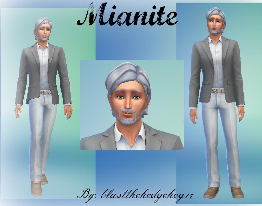 Sims 4 Cas: Mianite by blastthehedgehog15