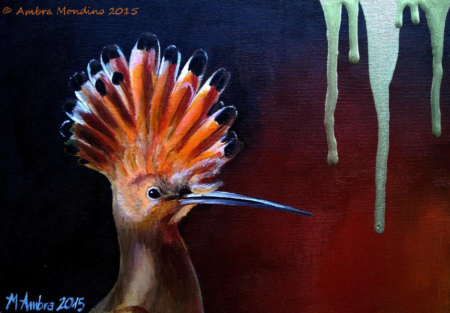 Hoepoe by flysch