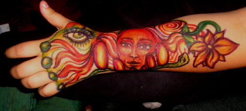 arm design by passtheherb