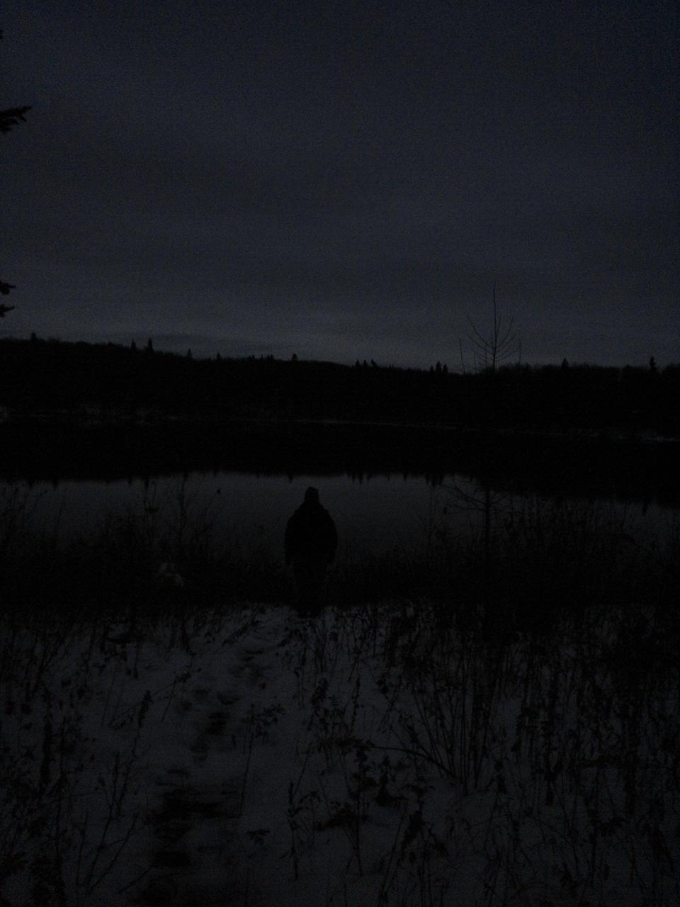 Carrie on Moose Lake by Firedraik