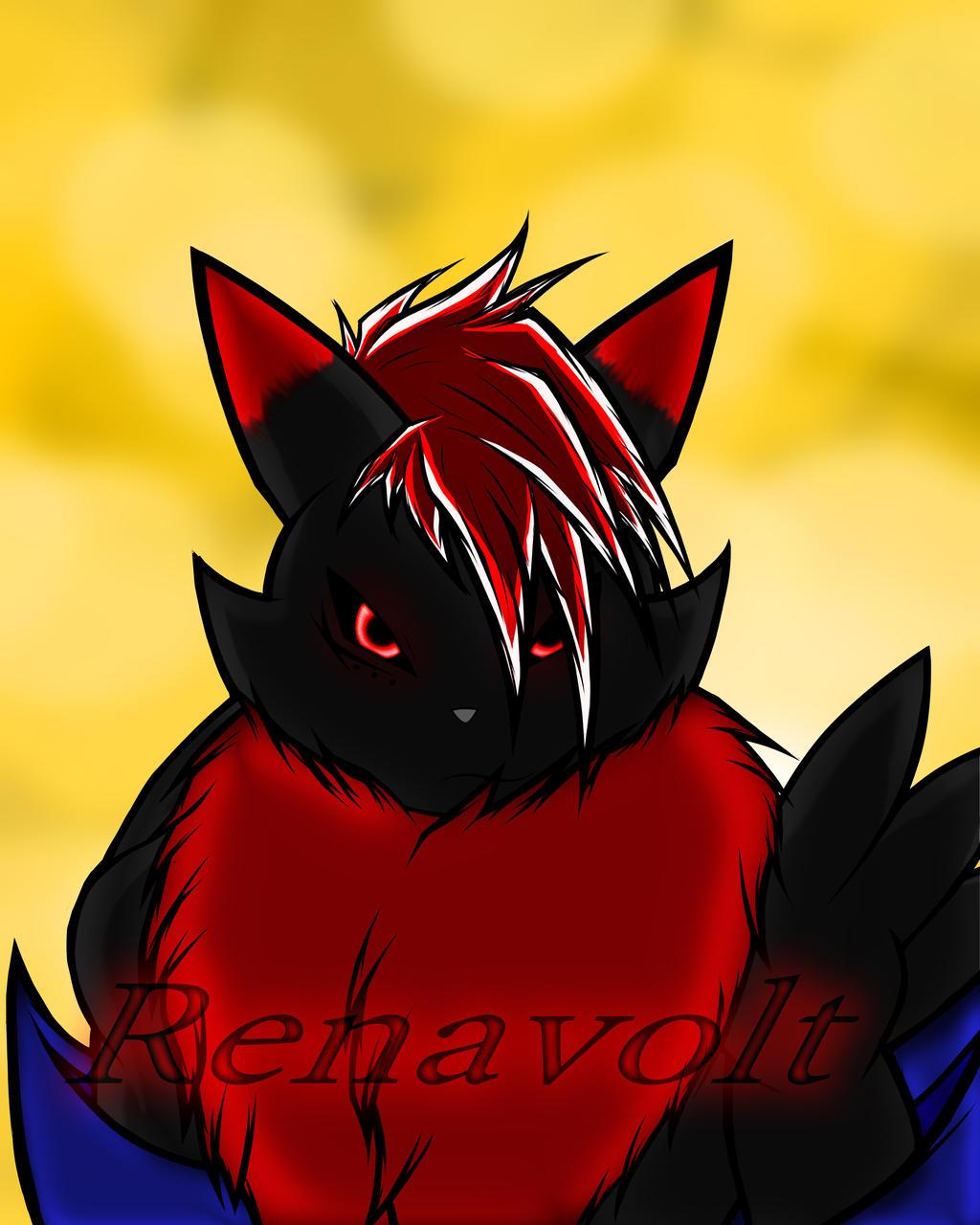 RevoltLarzWolfblade's Profile Picture