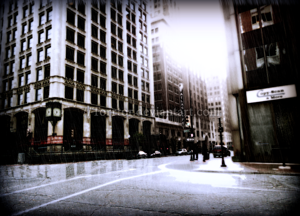 The Dark Streets Of by Torrtor
